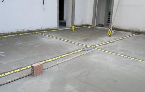 Impermeabilizazione massetti sottopavimenti